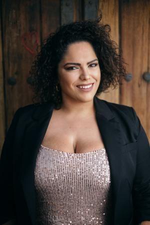Carnaval chicharrero| Candidatas a Reina: Ana Bena