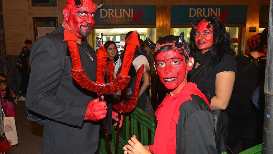 Una imagen de la Fiesta de Halloween de 2019