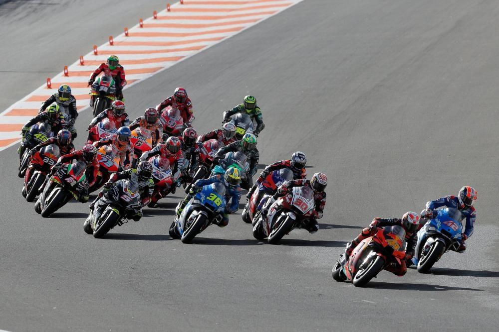 Gran Premio de Europa de MotoGP.
