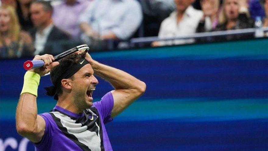 Medveded-Dimitrov, la semifinal inesperada
