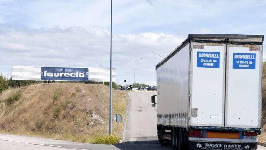 El ERTE en Faurecia afecta a 620 trabajadores y prevé una posible bajada de producción posterior