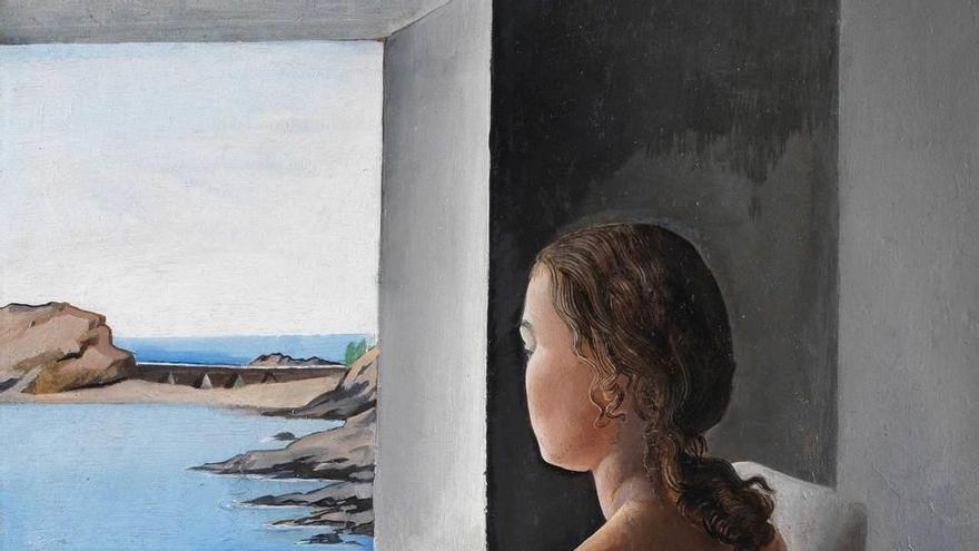 Se vende por 2,1 millones un retrato que Salvador Dalí hizo a su hermana