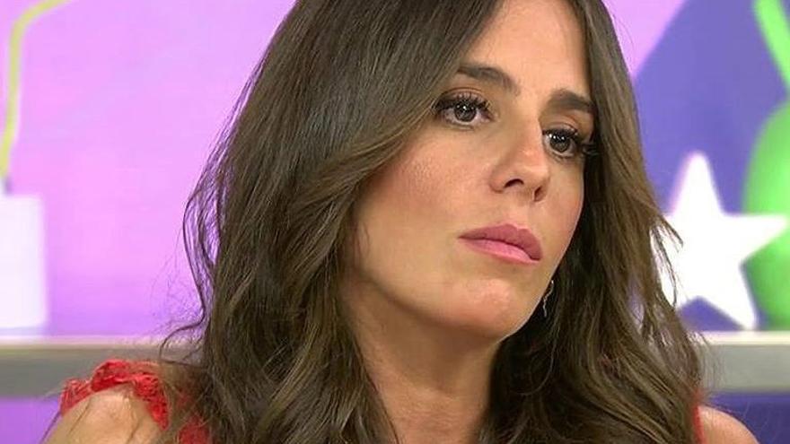 Anabel Pantoja, 'al desnudo' en Telecinco