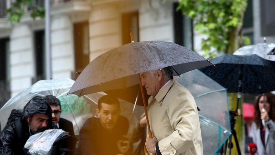 La Audiencia Nacional ordena repatriar el dinero de la trama Gürtel en Suiza