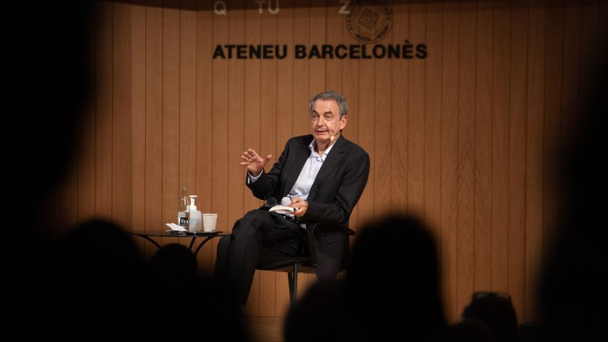 Zapatero reconoce que no tuvo capacidad de reacción tras la sentencia del Estatut