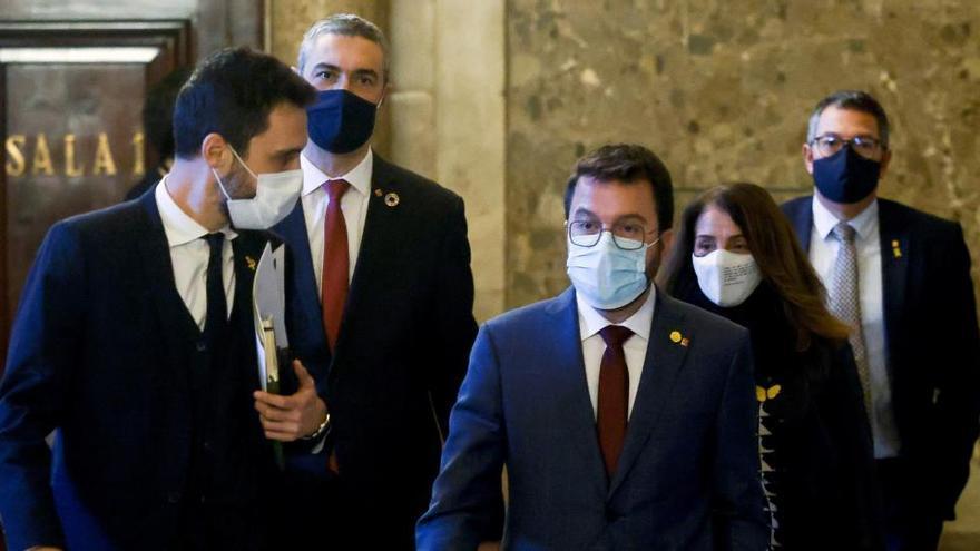 Las elecciones catalanas, las terceras aplazadas por el coronavirus