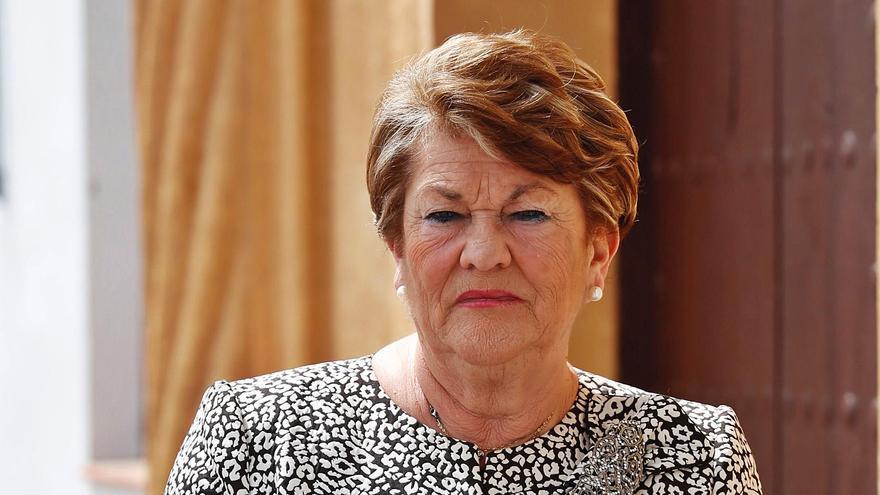 Olga Caballero: «Las cofradías se han volcado con la obra social, las arcas se han quedado vacías»