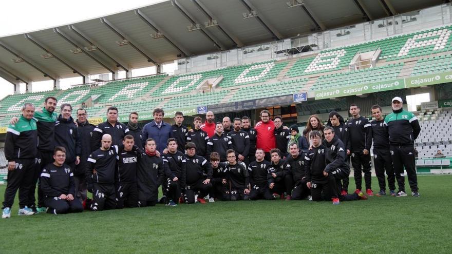 El Córdoba CF Genuine ya prepara la segunda fase de la Liga