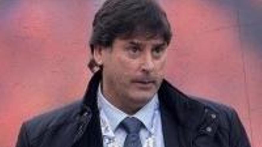 Menéndez: «El Mallorca es un equipo muy bueno y ganarles nos daría mucha confianza»