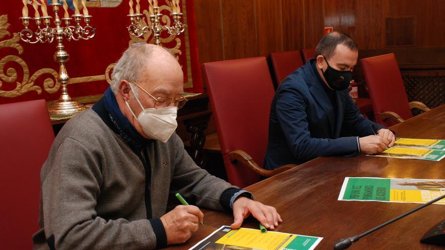 La Diputación de Zamora firma el Manifiesto contra el cáncer