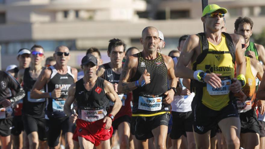 Cruz Roja realiza 497 atenciones sanitarias en el Maratón de València