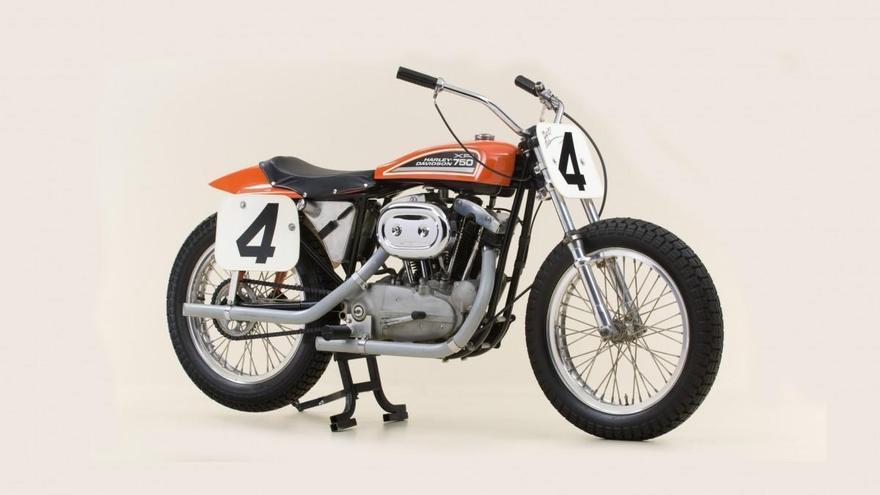 La mítica Harley-Davidson XR750 cumple 50 años