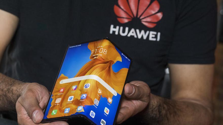 Así es el nuevo Huawei Mate Xs, un móvil plegable de 2.499 euros