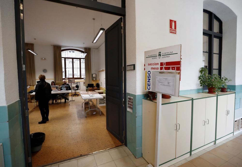Colegio electoral de Pamplona