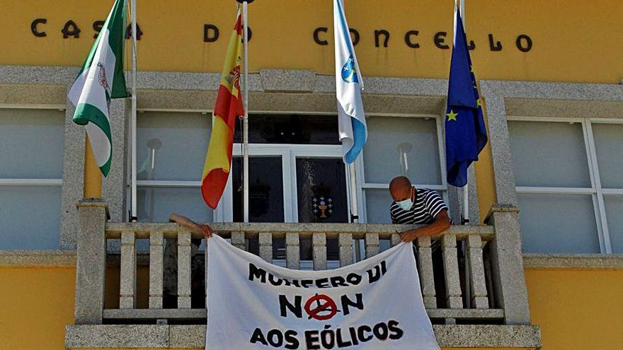 Enel proyecta seis parques eólicos de 611 megavatios en A Coruña, uno a un kilómetro de Fragas do Eume