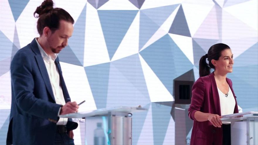 Los debates de TVE y laSexta, a punto de ser cancelados