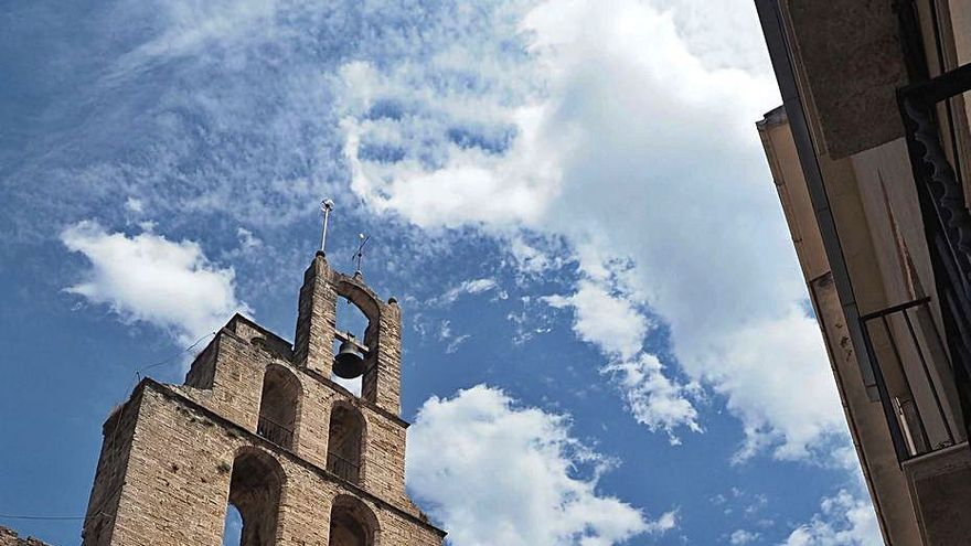 Les campanes de Sta. Maria dels Turers tornen a tocar de nit