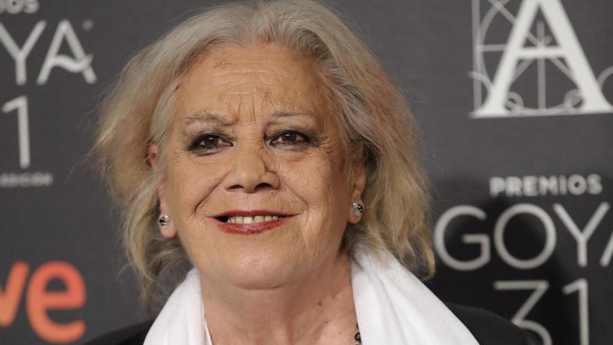 """Terele Pávez, el adiós a """"una barbaridad"""" de actriz"""