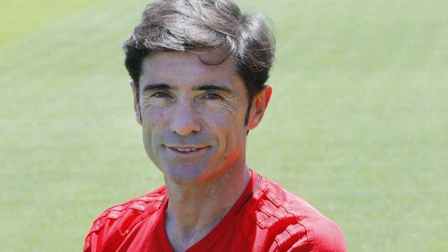 """Marcelino: """"El año próximo será decisivo en el futuro del Valencia"""""""