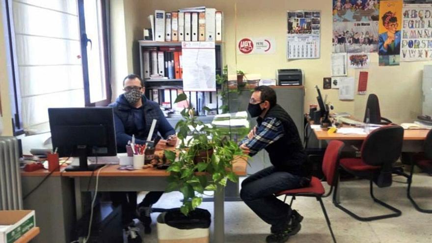 Los sindicatos de Zamora aplauden la labor docente para controlar el COVID en las aulas