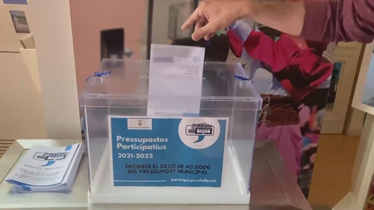 Els veïns i veïnes de Peralada decidiran, per primer cop, com invertir 40.000 euros
