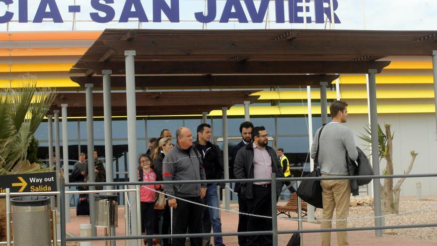 50 años del aeropuerto de San Javier