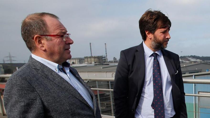 El director del Puerto de Avilés deja el puesto y se traslada al de Valencia