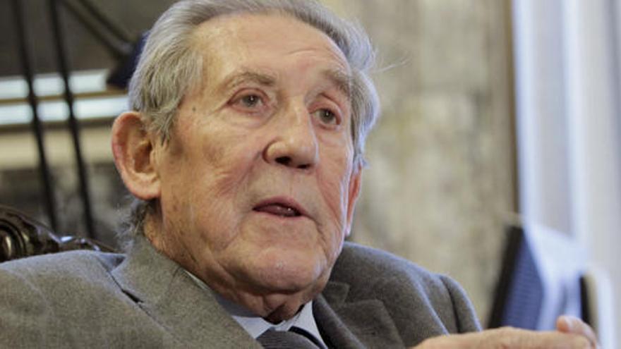 Muere Francisco Rubio, ex presidente del Consejo de Estado
