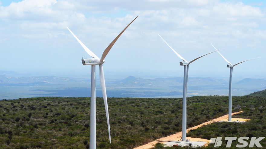 El mayor inversor de eólica en Asturias, triunfador de la subasta de renovables
