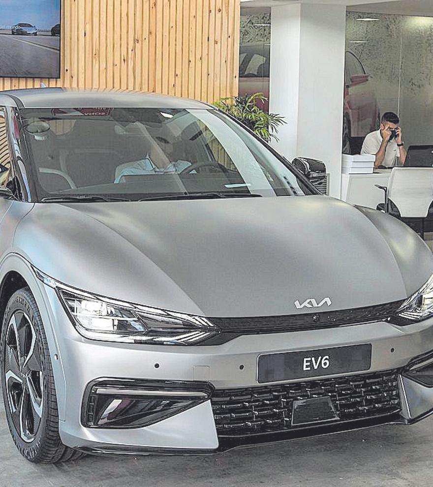 Kia EV6: Futuro eléctrico de KIA