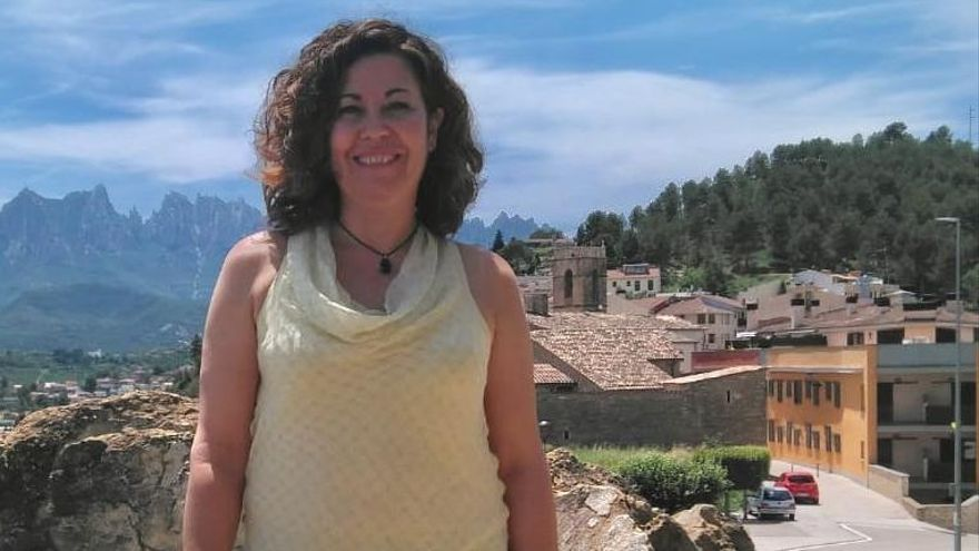 Cristina Fabregat serà la candidata d'ERC a Castellgalí