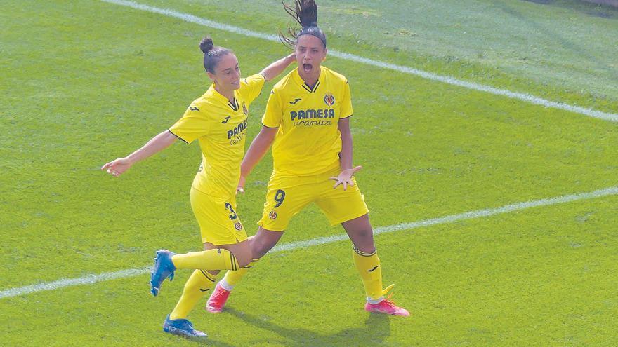El Villarreal Femenino saborea su primera victoria en la élite a costa del Eibar