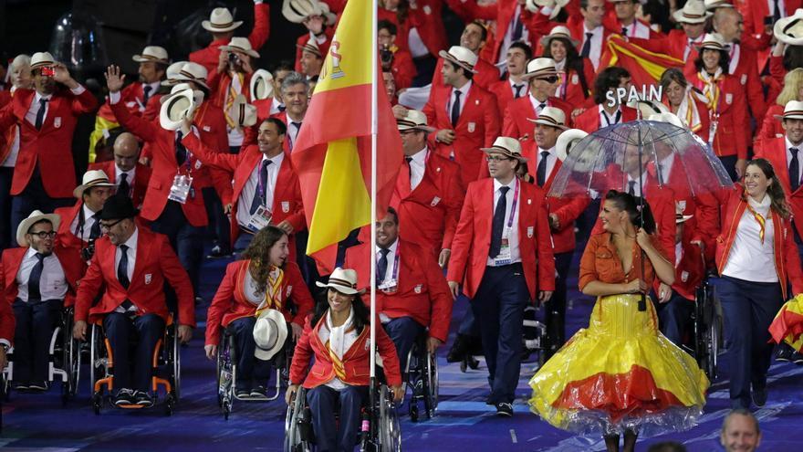 Teresa Perales, María Delgado, Sergio Ibáñez y Eduardo Santas representarán a Aragón en los Juegos Paralímpicos