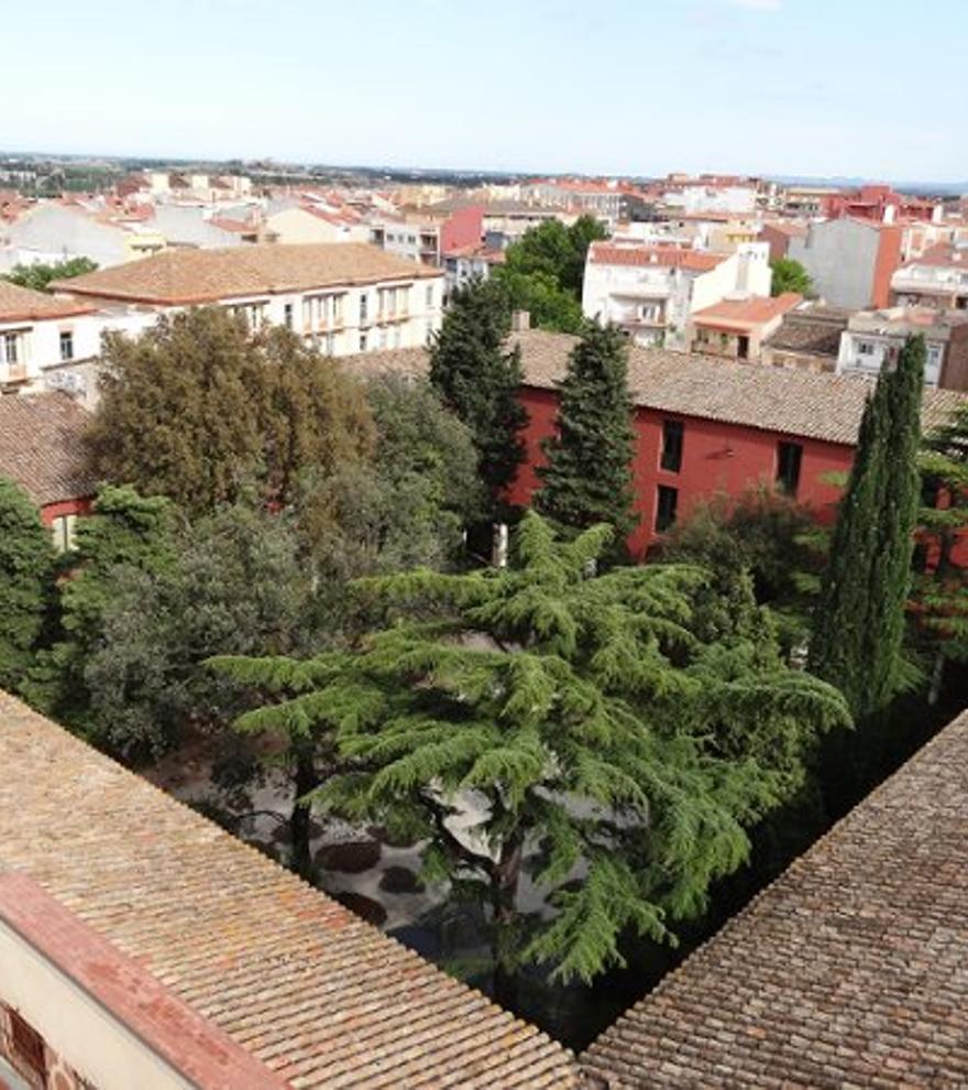 El 'Campanile' de Figueres
