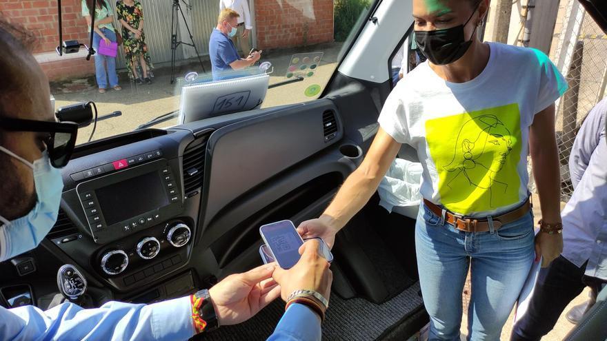 23 localidades del Valle del Tera cuentan ya con el bono rural de transporte a la demanda gratuito