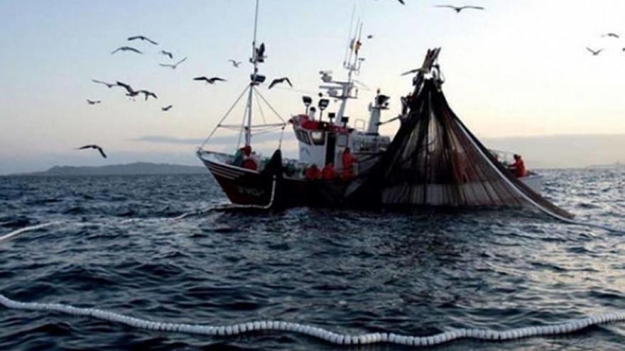 Veda para la pesca de cerco