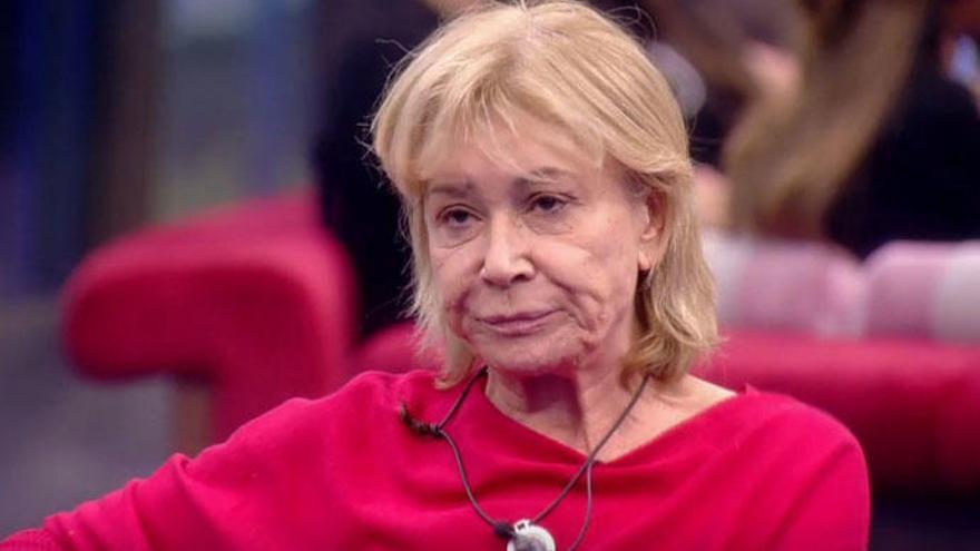 El tremendo 'zasca' de Mila Ximénez a Hugo Castejón sobre su increíble sueldo en 'GH VIP'