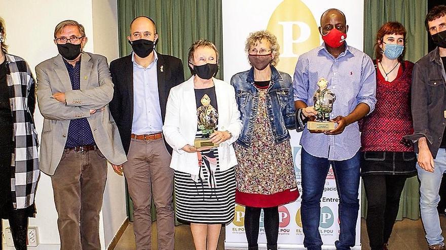 La revista manresana El Pou de la Gallina lliura els Premis Oleguer Bisbal