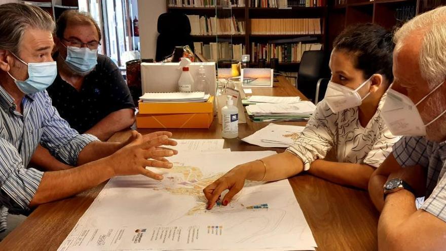El Consell ayuda a Estellencs a redactar el planeamiento urbanístico