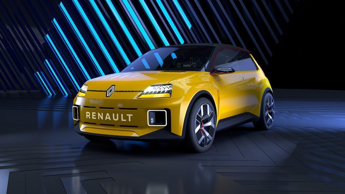 Renault 5 Prototype, el icono renace