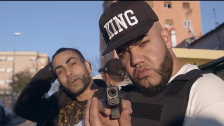 Serial polític a Figueres per la idoneïtat o no del videoclip d'un cantant de rap