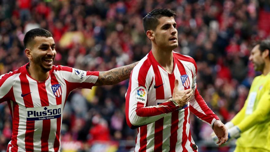 Álvaro Morata podría volver a la Juventus como cedido