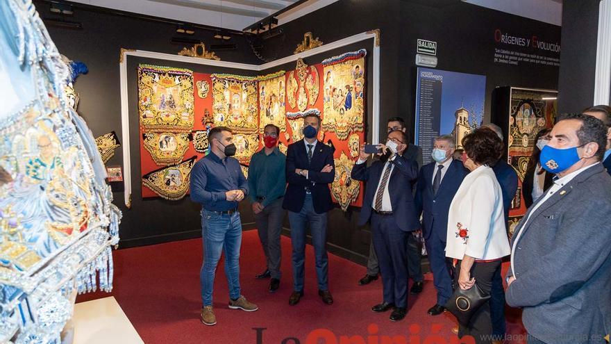 El embajador de España ante la UNESCO visita Caravaca