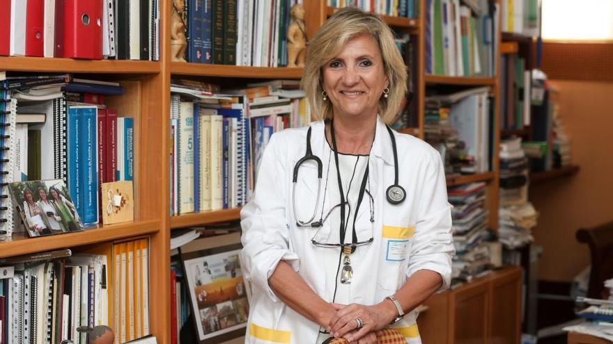 La médica vallisoletana Veróncia Casado será la nueva consejera de Sanidad de Castilla y León.
