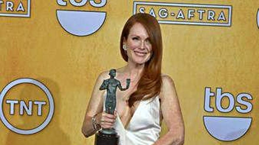 La Republica Checa premia a las actrices Julianne Moore y Patricia Clarkson