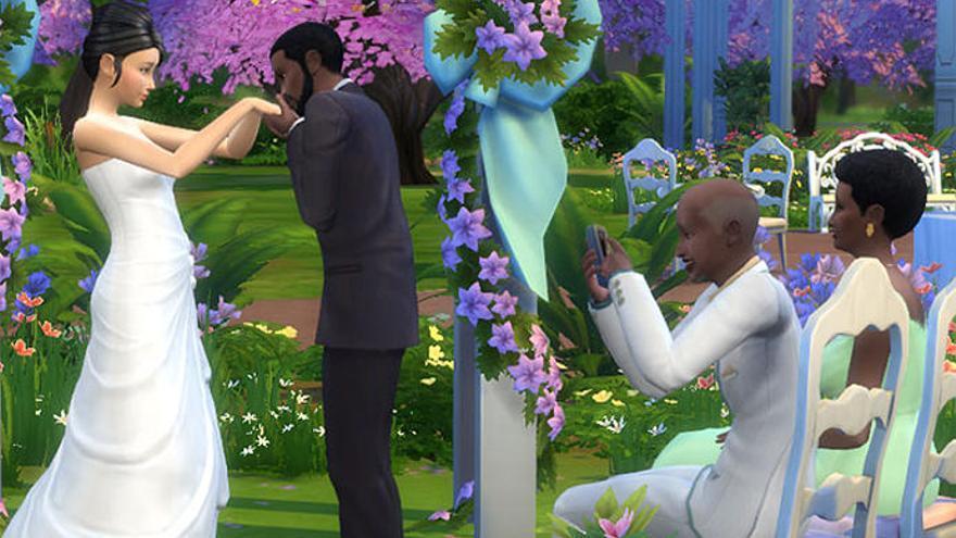 Los jugadores crean 1.600 millones de 'Sims' en 20 años
