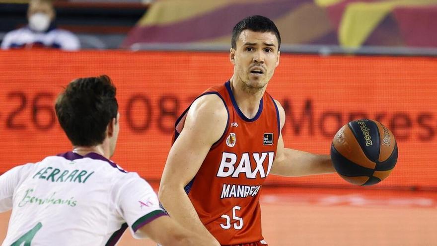 El Baxi obrirà la lliga ACB a Saragossa