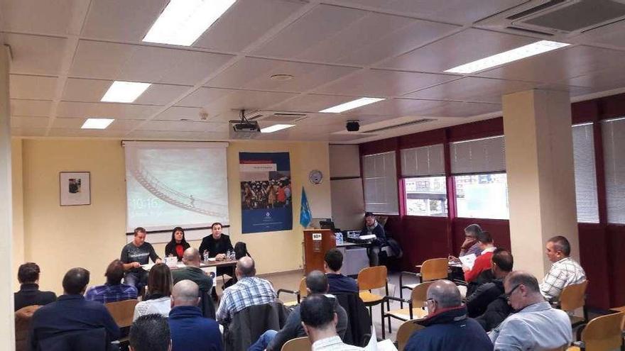 El SUP de Asturias celebra su asamblea anual en Gijón