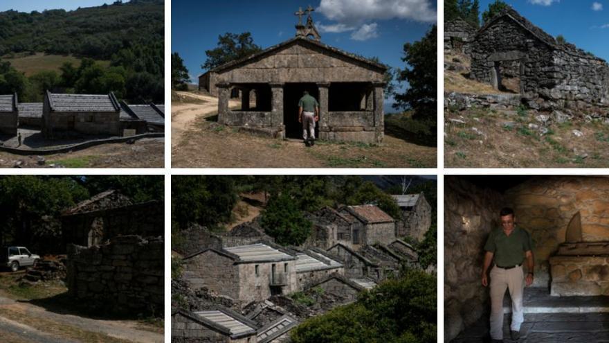 La aldea de los 3 millones que sigue en el olvido en el corazón del Xurés