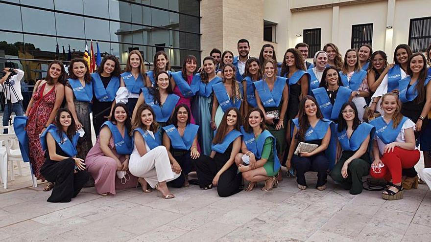 Fiesta de graduación del CESAG